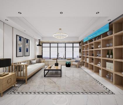 民權碧桂園-YJ140戶型日式客廳